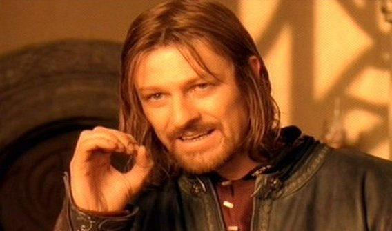 <h2>One Does Not Simply</h2>