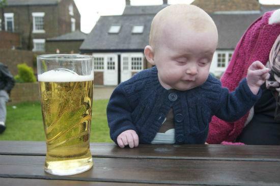 <h2>Drunk Baby</h2>
