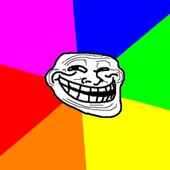 <h2>Troll Face</h2>