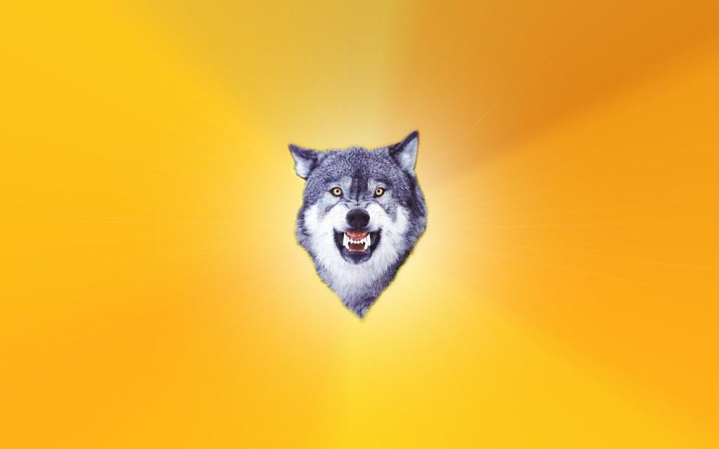 <h2>Courage Wolf</h2>