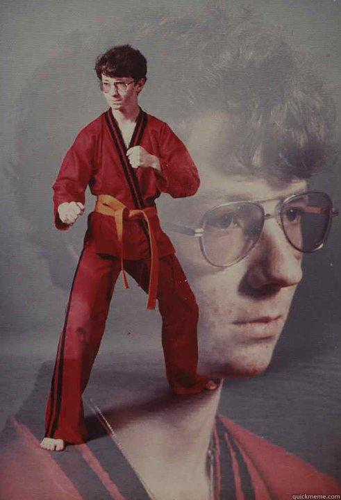 <h2>Karate Kyle</h2>