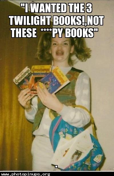 wrong books